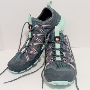 MERRELL BLUE SMOKE WOMEN'S SHOES